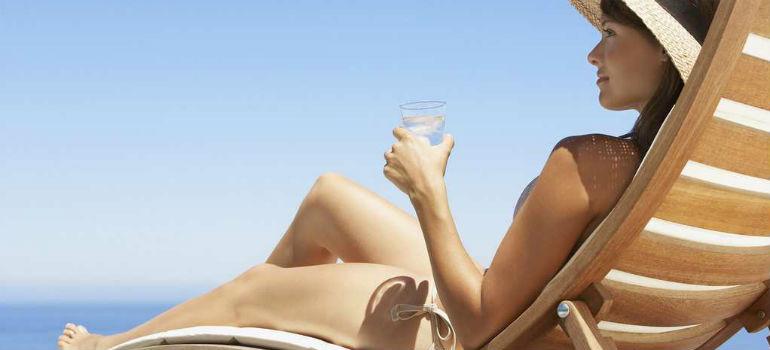 güneşlenmek ve deri kanseri